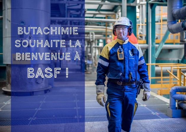 BASF, nouvel actionnaire de Butachimie !