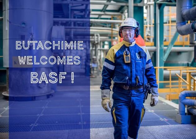 BASF, new shareholder of Butachimie